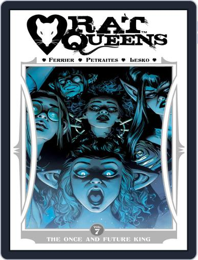 Rat Queens Magazine (Digital) March 13th, 2020 Issue Cover