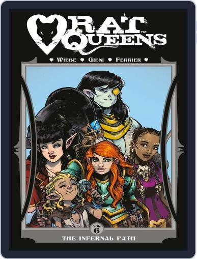 Rat Queens Magazine (Digital) May 15th, 2019 Issue Cover