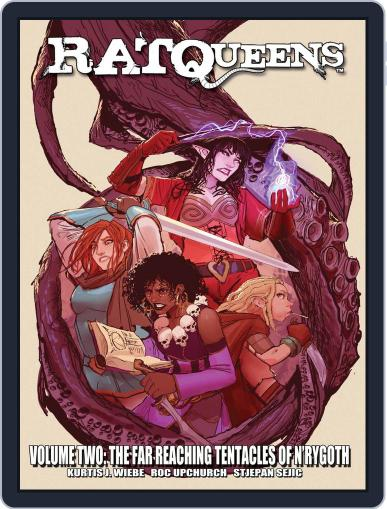 Rat Queens Magazine (Digital) May 6th, 2015 Issue Cover