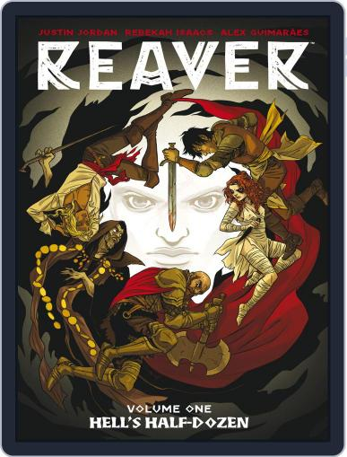 Reaver Magazine (Digital) March 13th, 2020 Issue Cover