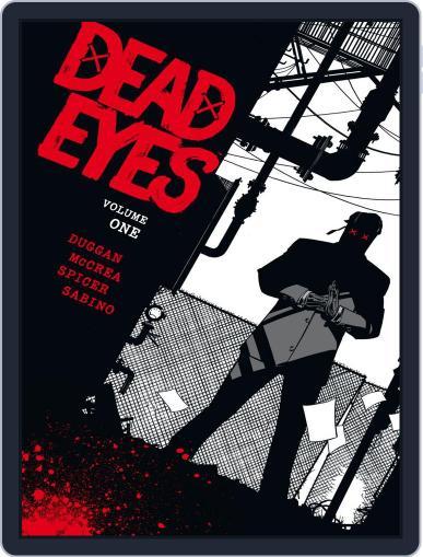 Dead Eyes April 3rd, 2020 Digital Back Issue Cover