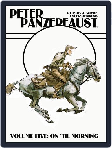 Peter Panzerfaust March 15th, 2017 Digital Back Issue Cover