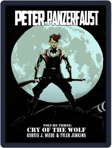 Peter Panzerfaust Magazine (Digital) February 26th, 2014 Issue Cover