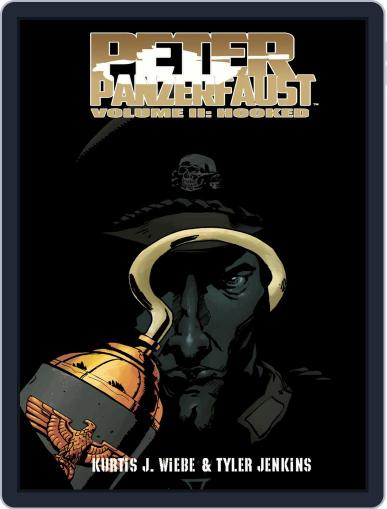 Peter Panzerfaust May 15th, 2013 Digital Back Issue Cover