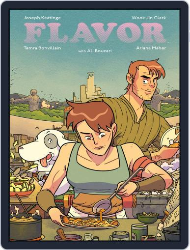 Flavor Magazine (Digital) November 21st, 2018 Issue Cover
