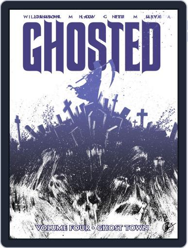 Ghosted Magazine (Digital) June 17th, 2015 Issue Cover