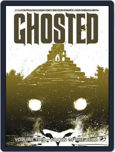 Ghosted June 11th, 2014 Digital Back Issue Cover