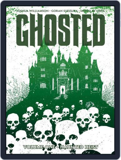 Ghosted December 4th, 2013 Digital Back Issue Cover