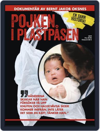 Pojken i plastpåsen Magazine (Digital) August 29th, 2019 Issue Cover