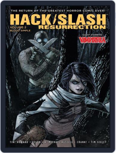 Hack/Slash: Resurrection Magazine (Digital) December 19th, 2018 Issue Cover