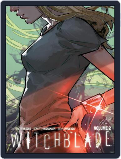 Witchblade (2017) Magazine (Digital) April 3rd, 2019 Issue Cover