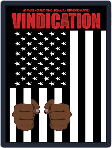 Vindication July 17th, 2019 Digital Back Issue Cover
