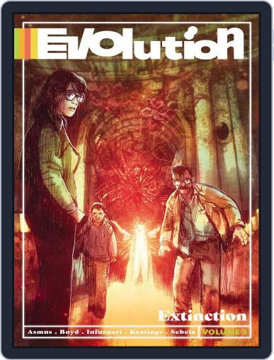 Evolution Magazine (Digital) October 23rd, 2019 Issue Cover