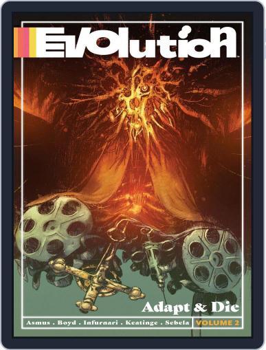 Evolution Magazine (Digital) December 19th, 2018 Issue Cover