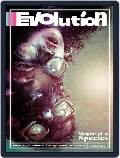 Evolution Magazine (Digital) May 16th, 2018 Issue Cover