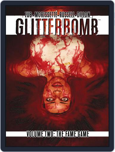 Glitterbomb February 28th, 2018 Digital Back Issue Cover