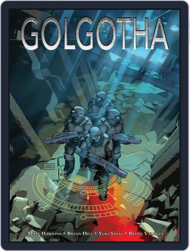 Golgotha October 25th, 2017 Digital Back Issue Cover
