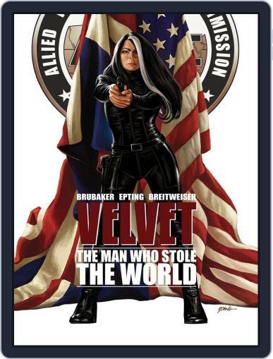 Velvet Magazine (Digital) September 21st, 2016 Issue Cover