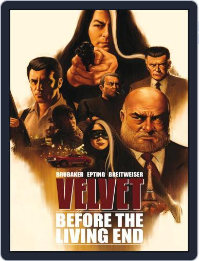 Velvet Magazine (Digital) June 18th, 2014 Issue Cover