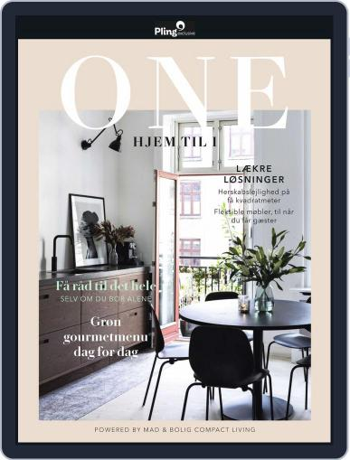 HJEM TIL 1. Få råd til det hele selv om du bor alene. Powered by Compact Living June 13th, 2019 Digital Back Issue Cover