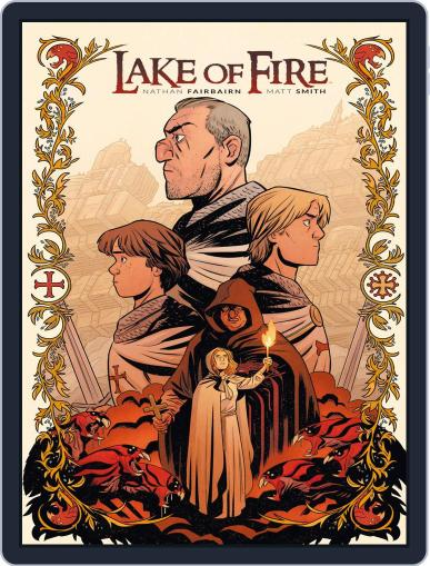 Lake Of Fire February 22nd, 2017 Digital Back Issue Cover