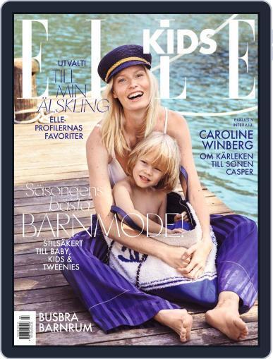 ELLE Kids Magazine (Digital) September 25th, 2019 Issue Cover