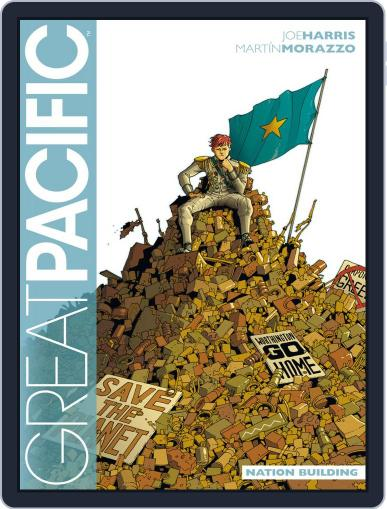 Great Pacific December 18th, 2013 Digital Back Issue Cover