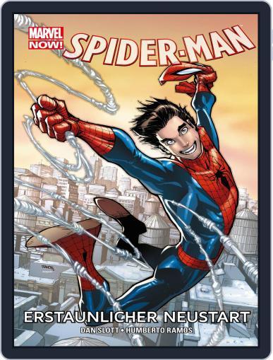 Marvel Now! Spider-Man (2014) DE October 21st, 2016 Digital Back Issue Cover