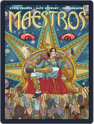 Maestros Magazine (Digital) October 31st, 2018 Issue Cover