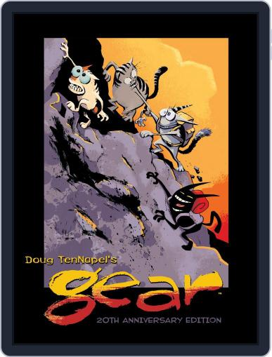 Gear July 11th, 2018 Digital Back Issue Cover