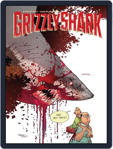 Grizzly Shark September 21st, 2016 Digital Back Issue Cover