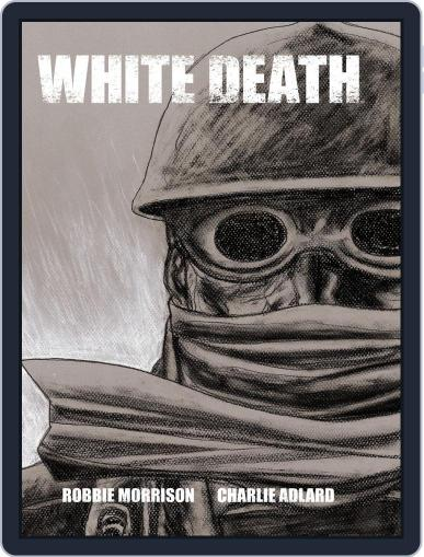 White Death Magazine (Digital) August 27th, 2014 Issue Cover