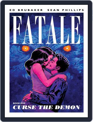 Fatale Magazine (Digital) September 24th, 2014 Issue Cover