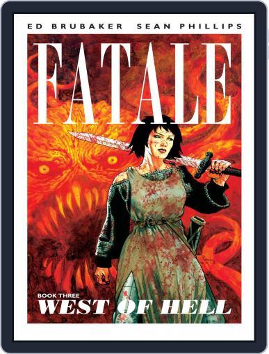 Fatale Magazine (Digital) June 26th, 2013 Issue Cover