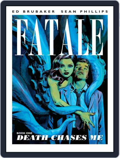 Fatale June 27th, 2012 Digital Back Issue Cover