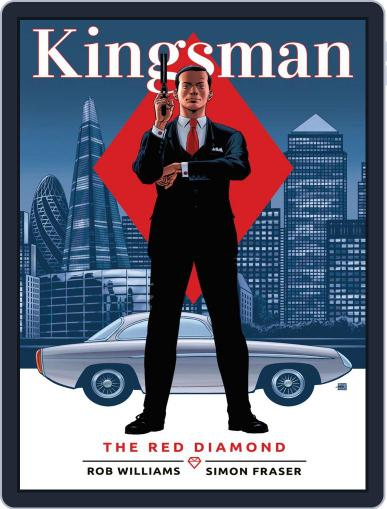 Kingsman Magazine (Digital) April 4th, 2018 Issue Cover