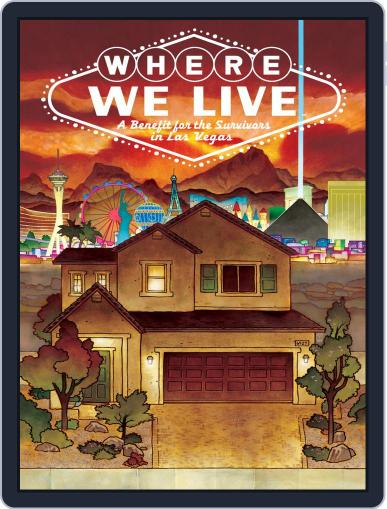 Where We Live May 30th, 2018 Digital Back Issue Cover