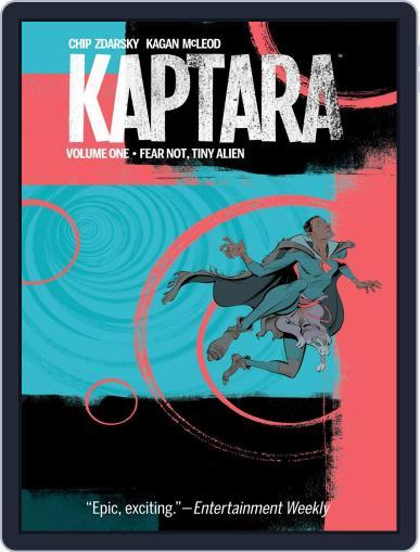Kaptara Magazine (Digital) December 23rd, 2015 Issue Cover