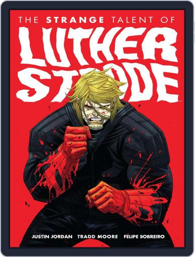 Luther Strode April 11th, 2012 Digital Back Issue Cover