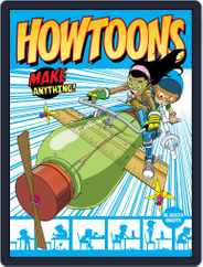 Howtoons Magazine (Digital) Subscription July 23rd, 2014 Issue