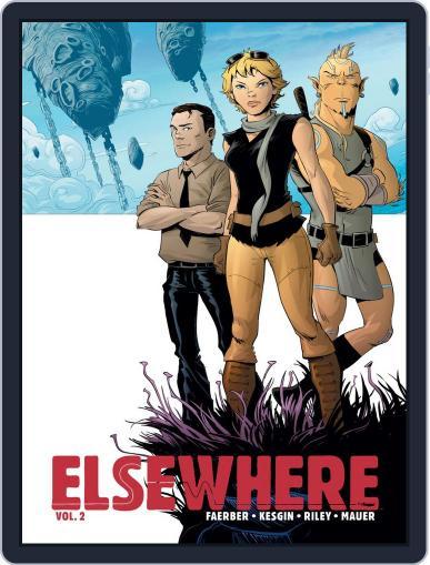 Elsewhere Magazine (Digital) September 12th, 2018 Issue Cover