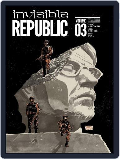 Invisible Republic April 26th, 2017 Digital Back Issue Cover