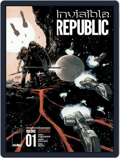 Invisible Republic Magazine (Digital) August 26th, 2015 Issue Cover