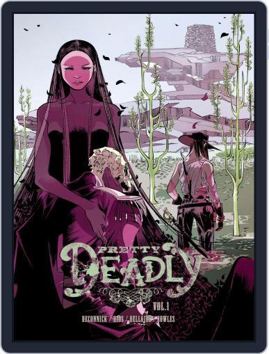 Pretty Deadly Magazine (Digital) April 30th, 2014 Issue Cover