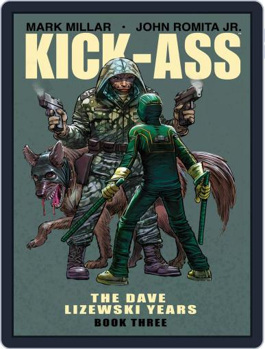 Kick-Ass: The Dave Lizewski Years February 16th, 2018 Digital Back Issue Cover