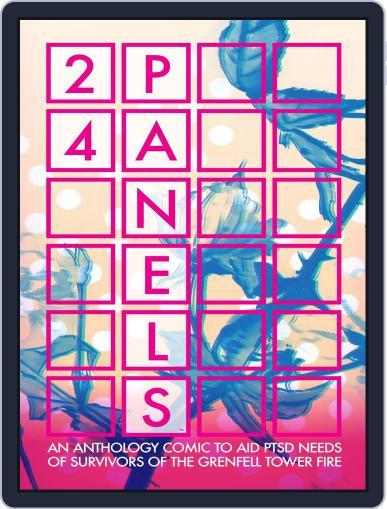 24 Panels November 21st, 2018 Digital Back Issue Cover
