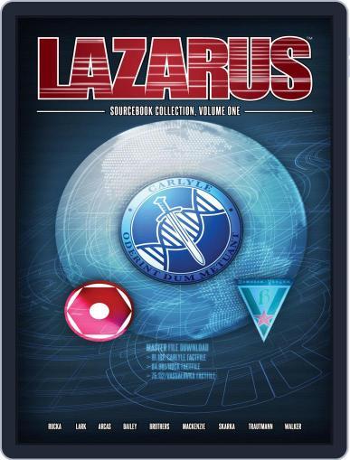 Lazarus Magazine (Digital) April 25th, 2018 Issue Cover