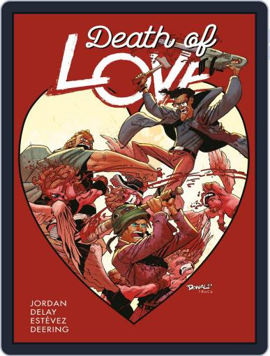 Death Of Love August 22nd, 2018 Digital Back Issue Cover