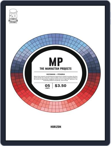 The Manhattan Projects Magazine (Digital) December 24th, 2014 Issue Cover