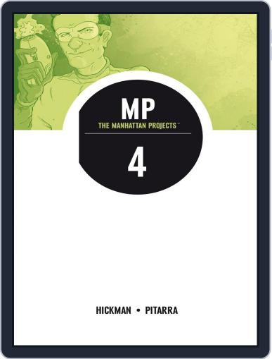 The Manhattan Projects Magazine (Digital) May 21st, 2014 Issue Cover